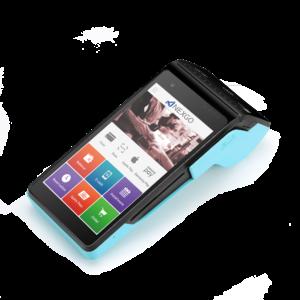 touchscreen paypoint terminal