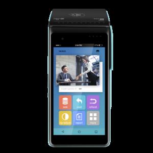 Nexgo touchscreen paypoint terminal